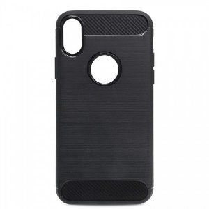 CAPA PARA IPHONE X ULTRA SLIM FIT BLACK