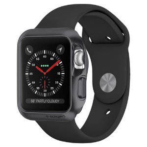 CASE SPIGEN SLIM ARMOR PARA APPLE WATCH 42mm SERIES 1/2/3