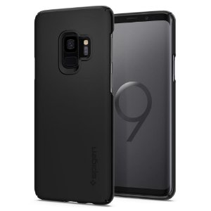 CAPA PARA SAMSUNG GALAXY S9 THIN FIT SPIGEN BLACK
