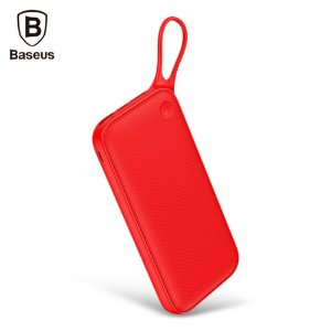Power Bank 20000mah Qc 3.0 Baseus Recarga Rápida Original
