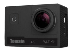 CAMERA E FILMADORA HD1080P WIFI MT-1091K TOMATE