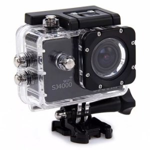 Câmera Filmadora Sjcam Sj4000 C/wi-fi Full Hd Sj - 4000