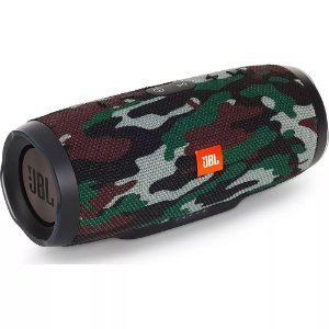 Caixa De Som Bluetooth Jbl Charge 3 Camuflada - Original