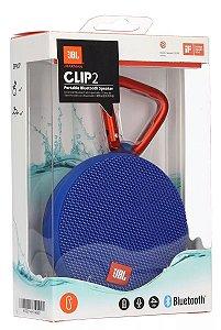 Jbl Clip 2 - Azul