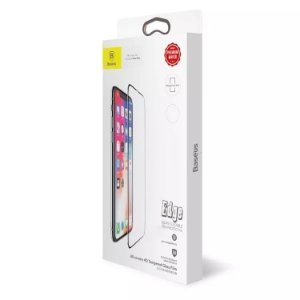 Pelicula De Vidro Iphone X Anti Mancha Digital Baseus