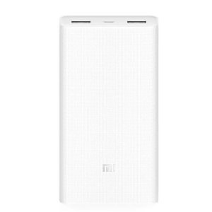 Carregador Portátil Xiaomi 20000mah Quick Charge3.0 Original