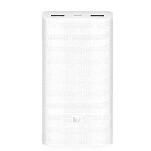 Carregador Portátil Xiaomi 20000mah Quick Charge3.0 Original