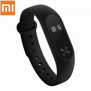 Mi Band2 Relógio Pulseira Smartwatch Monitor Cardíaco Xiaomi