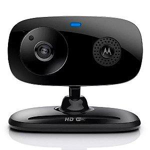 Câmera De Monitoramento Motorola Focus 66 Hd Wifi