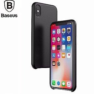 Capa Case Silicone Iphone X / XS Baseus Lacrada Original