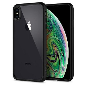 Capa Case Iphone Xs Max Spigen Ultra Hybrid 100% Original
