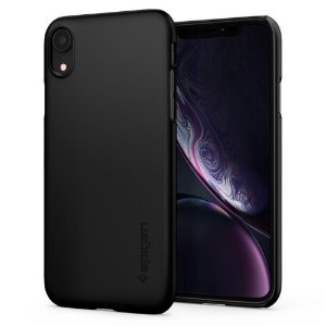 Capa Iphone Xr 100% Original Spigen Premium Thin Fit Fina