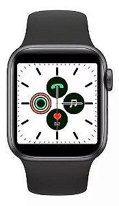 Relógio Smartwatch Iwo 11 Série 5 44mm Gps Ios Android + Pulseira