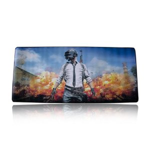 Mouse Pad Gamer PUGB Extra Grande 90x40 Cm Mouse Teclado Pc
