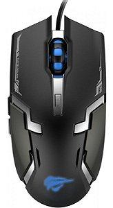 Mouse Gamer Havit Magic Eagle Optico 3200 DPI HV-MS749