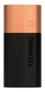 Carregador Portátil Duracell 6700Mah Power Bank