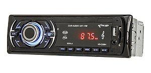 Som Automotivo Knup KP-C23BH com USB Bluetooth e Leitor de Cartão SD
