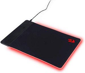 Mousepad Gamer Redragon P025 RGB Speed Macio