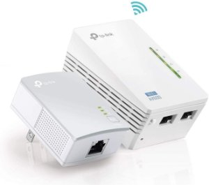 TP-LINK TL-WPA4220 KIT AV600 POWERLINE WIFI KIT