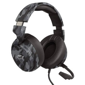 Headset Gamer Trust Pylo Camuflado GXT433K
