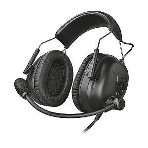 Headset Gamer Trust GXT444 Wayman Pro E-Sports PC/PS4/XBOX