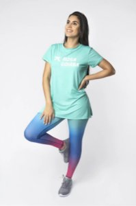 Legging em Degrade - M- Rosa Goiaba