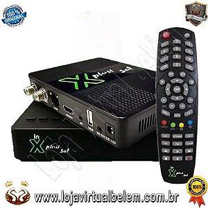 In X Plus Sat HD Wi-Fi ACM - Lançamento