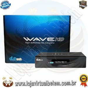 Receptor Duosat Wave HD