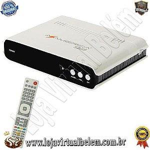 Az-America S2015 Ultra HD 4K