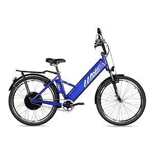 Bicicleta Elétrica Woie Silver