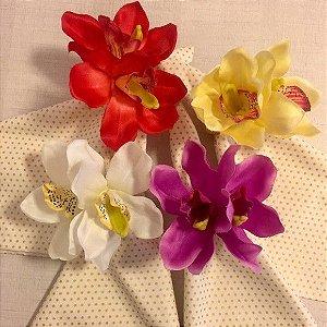 Porta Guardanapo Duo de Orquídea M
