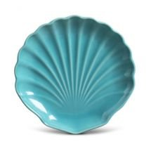 Prato Sobremesa Ocean Azul Poppy