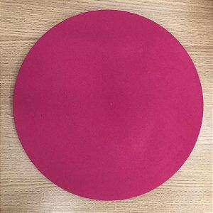 Capa Sousplat Pink Oxford