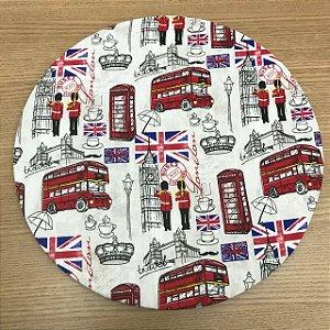 Capas Sousplat Londres