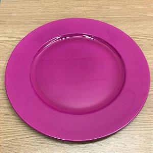 Sousplat Pink
