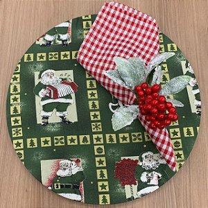 Kit 4 Lugares Papai Noel