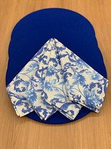 Kit 6 Lugares Azul