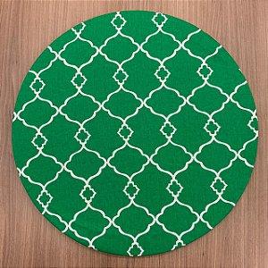 Capa para Sousplat Verde