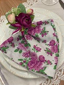 Guardanapo Floral Valência