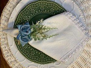 Porta Guardanapo Buque Fascinante - Azul