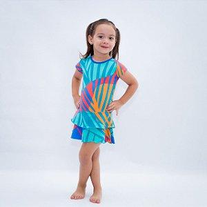 Vestido Nina Tropical