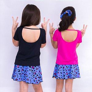 Blusa dryfit decote costas
