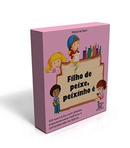 FILHO DE PEIXE, PEIXINHO É