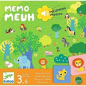 MEMO MEUH - JOGO DA MEMÓRIA SONORO
