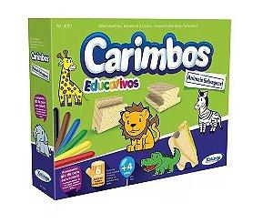 CARIMBOS ANIMAIS SELVAGENS