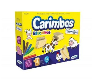 CARIMBOS ANIMAIS DO SÍTIO