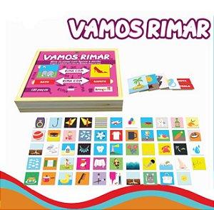 VAMOS RIMAR
