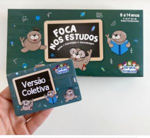 FOCA NOS ESTUDOS - VERSÃO COLETIVA
