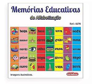 MEMÓRIA DE ALFABETIZAÇÃO