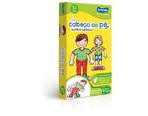DA CABEÇA AO PÉ